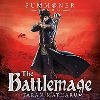 The Battlemage cover art