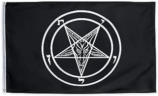 american satan flag