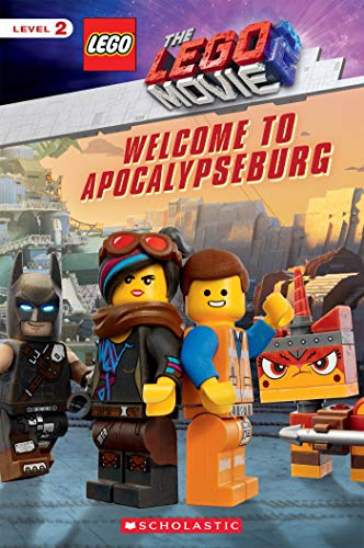 Welcome To Apocalypseburg The Lego Movi Buy Online In Canada At Desertcart