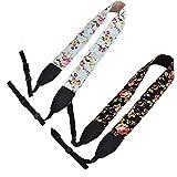 Maxmartt Chinese Style Flower Camera Neck Shoulder Strap Belt for All SLR/DSLR