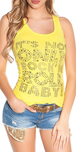Koucla - Camiseta sin Mangas - para Mujer