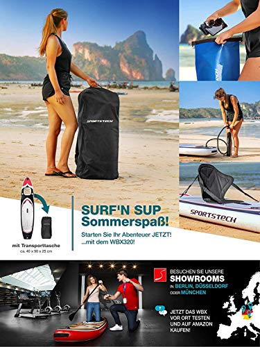 Sportstech Premium WBX 300 cm / 320 cm - 5