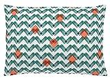 NATURALS Funda de cojín Reversible Calpe 50x30 cm