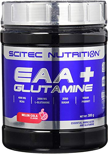 EAA+Glutamine 300g melon-cola