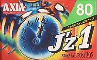AXIA カセットテープ J'z1 80分 JZ1G 80
