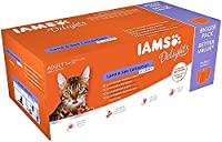 Complete cat food nutrition with an irresistible taste 100% balanced premium pet food for adult cats Delicious cat food sea collection in jelly High quality ingredients for a healthy cat
