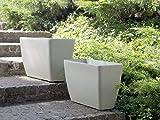 Zoom IMG-1 set di 2 vasi per