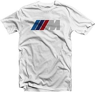 BMW men's M Fan T-shirt - white - medium