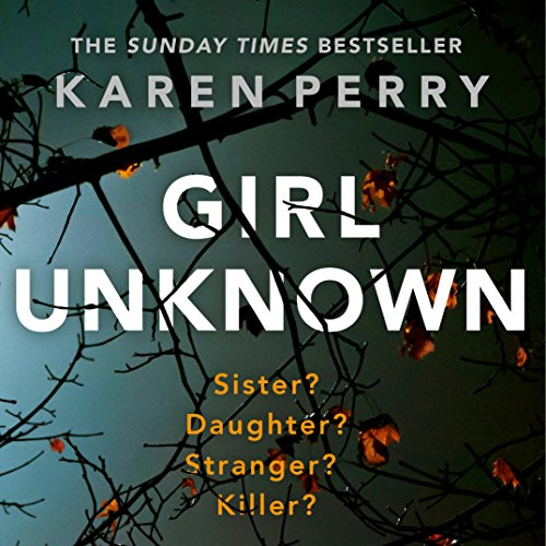 Girl Unknown cover art