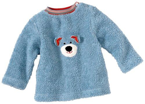 Lana Pulli Bruno 96 1118 5049 Combinaison pour bébé Unisexe - Bleu - 74 cm/82 cm