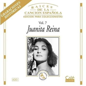 Raices de la Canción Española, Vol. 7