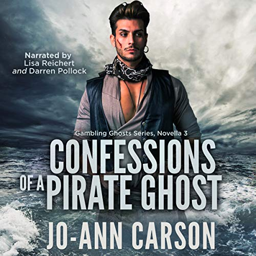 Confessions of a Pirate Ghost cover art