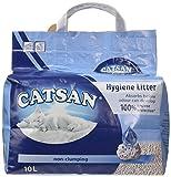 Catsan Lot de 2litières hygiéniques de 10L