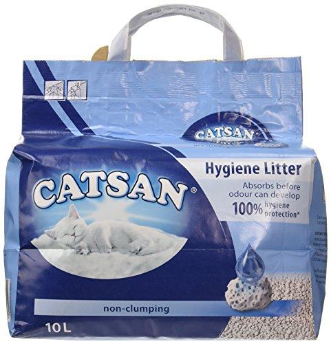 Catsan Hygiene Streu 10Liter (2Stück)
