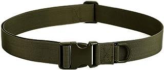 حزام TXIN التكتيكي، أحزمة قماش رجالي من النايلون العسكرية مع حزام مشبك قابل للتعديل وسريع الفك