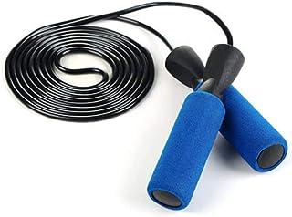 None Cuerda de Saltar, Gym Equipment, Saltar la Cuerda, Artículos Deportivos, portátil y fácil de Ajustar y Duradero Avanzada Skipping para Todos