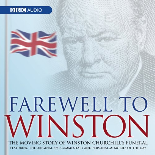 Farewell to Winston audiobook cover art
