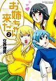 お姉ちゃんが来た (2) (バンブーコミックス 4コマセレクション)