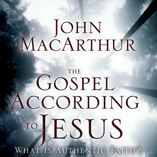 The Gospel According to Jesus  By  cover art