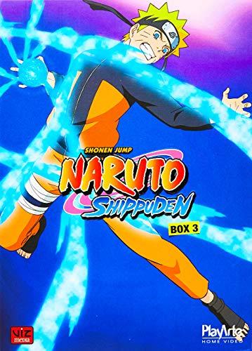 Naruto Shippuden 1ª Temporada, Box 3