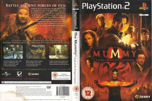 The Mummy: Tomb of the Dragon Emperor - PS2