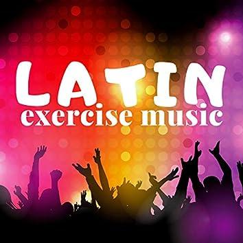 Latin Exercise Music CD - Summer Fiesta Fuego, 2019 Hits