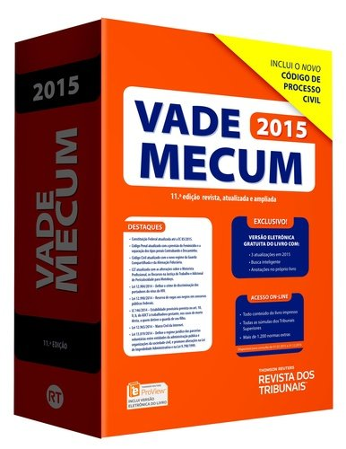 Vade Mecum RT 2015