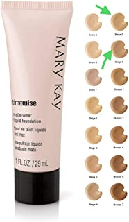 Best mary kay foundation chart Reviews