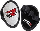 RDX Leder Gym Gewichtheben Griffe Krafttraining Griffpolster Fitness Griffpads