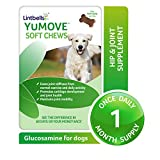 Lintbells YuMOVE Joint Supplement Large Dog Chews 30 Count - Contains Glucosamine, Green Lipped Mussel - Natural Relief from Hip Ache, Stiff Joints - 1 Month's Supply
