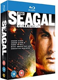 The Steven Seagal Collection [Blu-ray] [2012] [Region Free] (B008PEHWPO) | Amazon price tracker / tracking, Amazon price history charts, Amazon price watches, Amazon price drop alerts