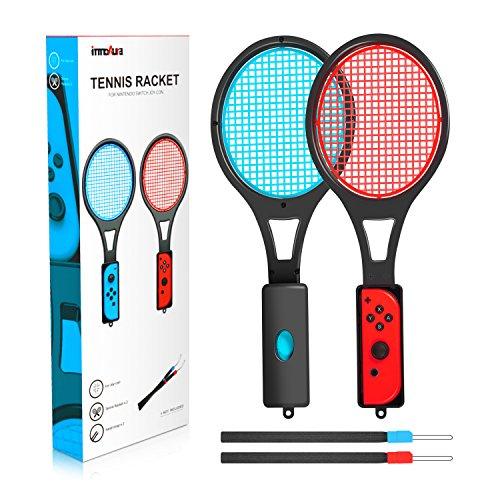 innoAura Racchetta da Tennis per Nintendo Switch Racchetta Tennis...
