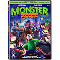 Monster Zone DVD