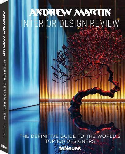 """Andrew Martin, Interior Design Review Vol. 24, Die """"Bibel des Interior Design"""" (The Times) präsentiert die besten Interior Designer der Welt ... auf Englisch) - 23,5x31,7 cm, 496 Seiten"""