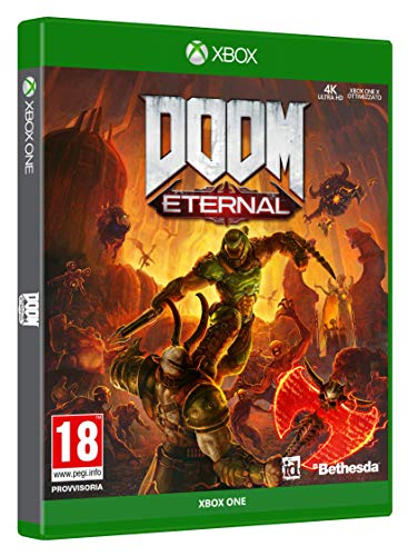 Doom Eternal Collector's Edition - Collector's Limited - Xbox One