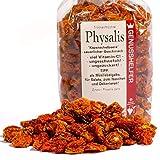 Physalis Trockenfrüchte, 150g, schön Sauer und Vitaminhaltig, zum Naschen, ohne Schwefel, ohne...