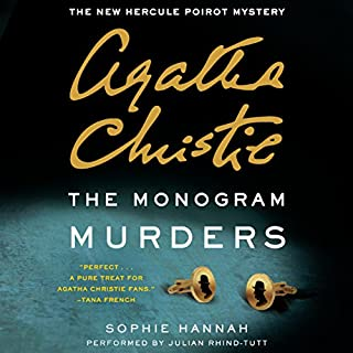 The Monogram Murders cover art