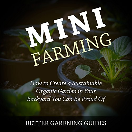 Mini Farming audiobook cover art