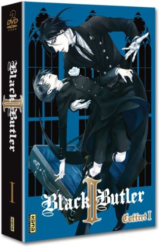 Black Butler II-Coffret 1