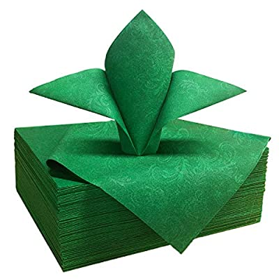Amazoncom  AIRE Colored Disposable Napkins ClothLike Paper