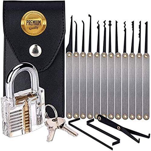 DaPlug 15 PCS Multifunctional Tool Pick Set Stainless Steel product image