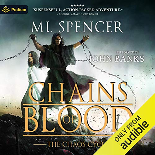 Chains of Blood audiobook cover art