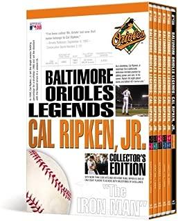 Baltimore Orioles Legends - Cal Ripken Jr.