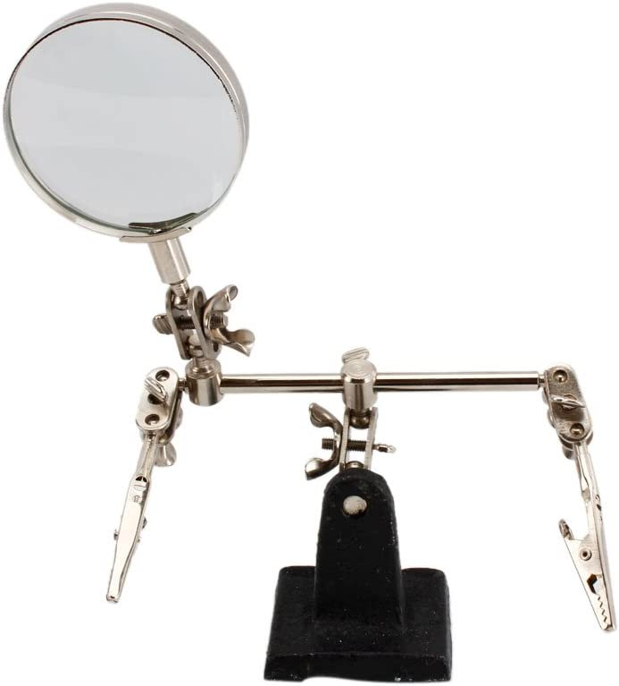 Helping Third Ranking TOP5 At the price Hands Magnifier Magnifying Glass Magnif 5X Loupe