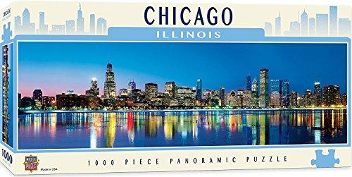 1000 panoramic puzzle - 1
