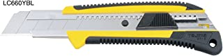 Tajima LC660B - Cúter con empuñadura (25 mm)
