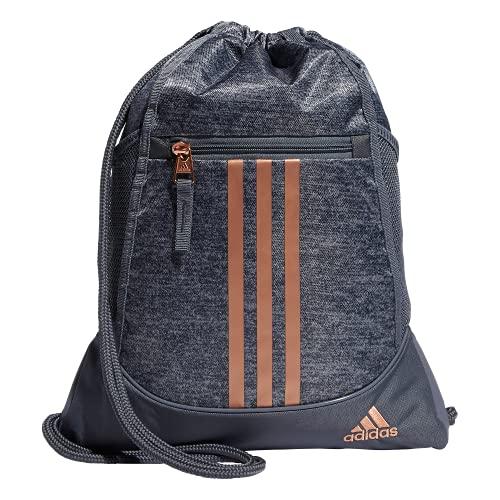 adidas Alliance II - Mochila unisex (jersey, talla única)