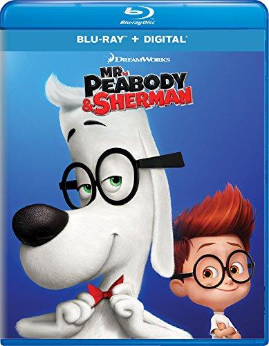 Mr. Peabody & Sherman [Blu-ray]