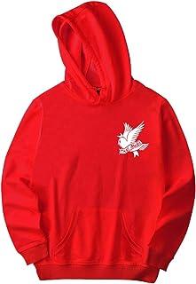 EMLAI Women Hoodie Lil Peep Crybaby Jumper Angry Girl Hooded Sweatshirt Casual Streetwear For Unisex