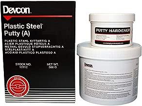 Plastic Steel Putty (A), 1 lb.